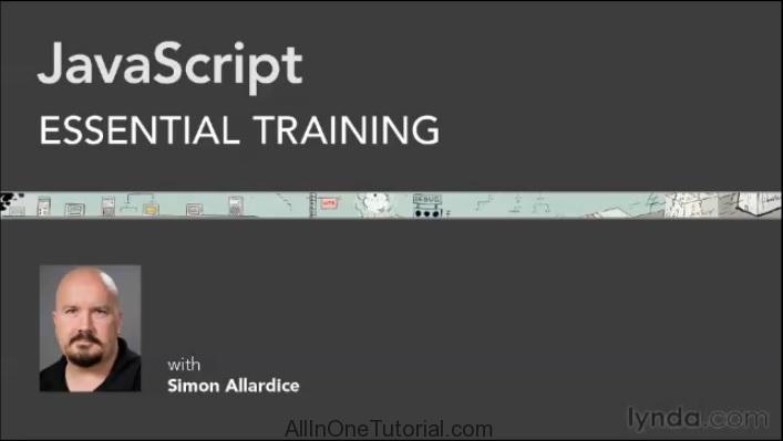 JavaScript Essential Training TM 2