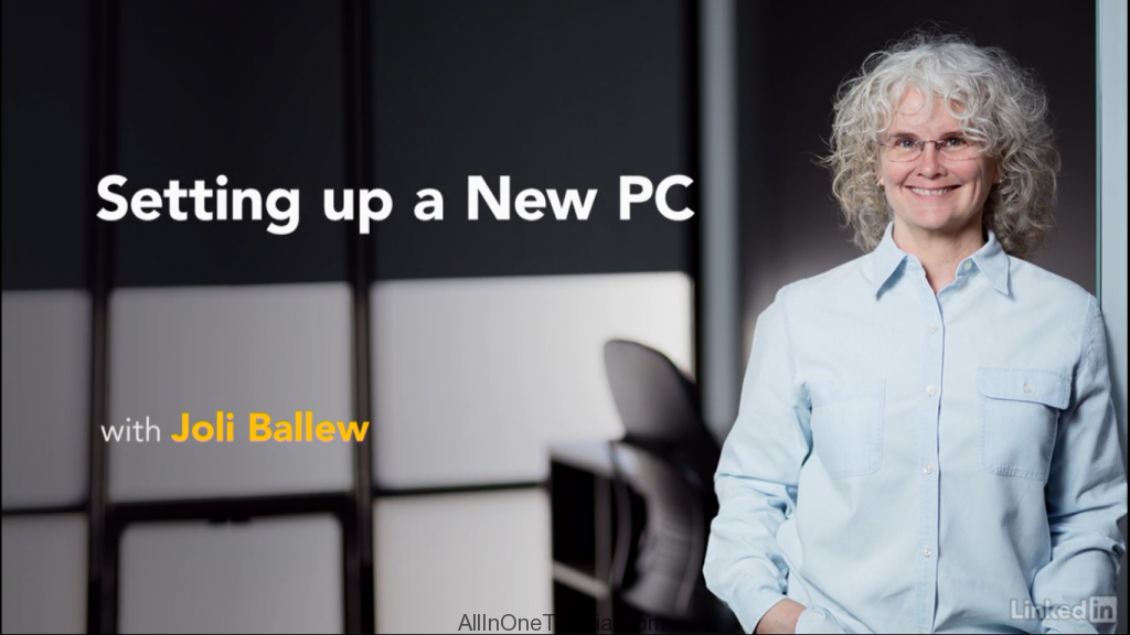 Setting Up a New PC Video Tutorial